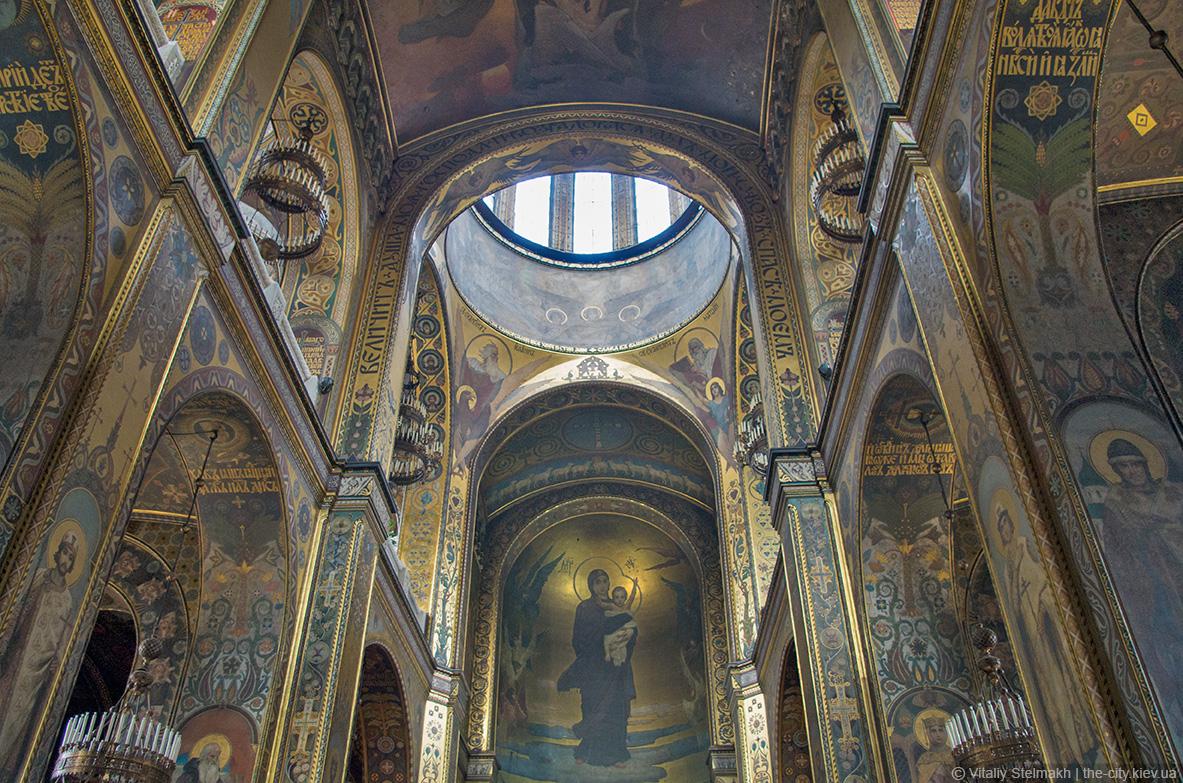 киев владимирский собор фото