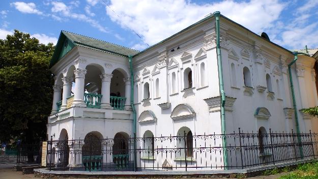 Дом Петра I, Киев