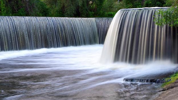 Урочище Покол, киевский водопад