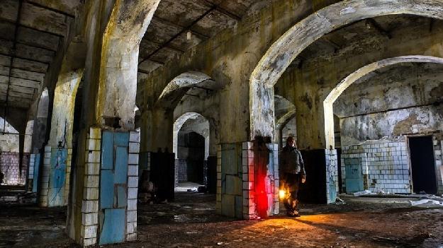 Подземное водохранилище XIX века