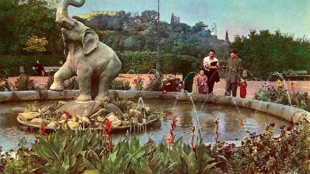 Фонтан слон (фото 1)