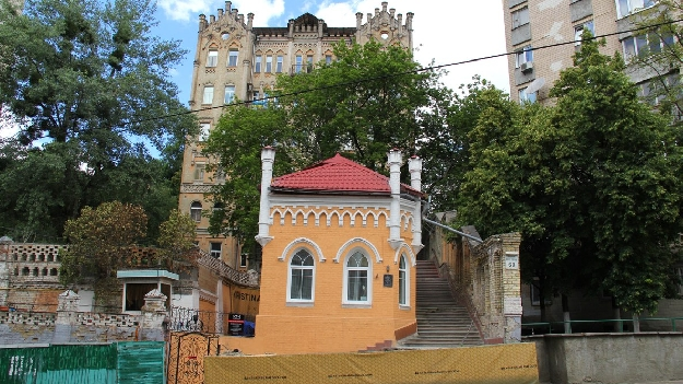 Замок доктора Лапинского