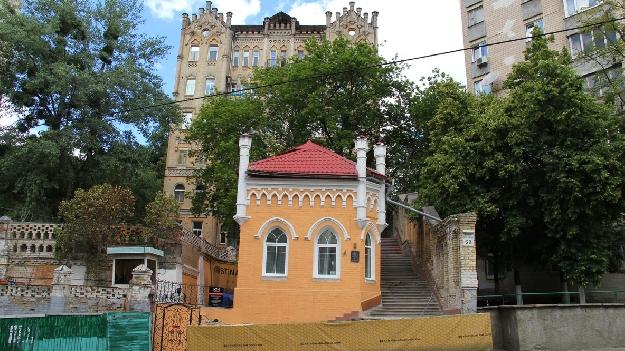 Замок доктора Лапинского (фото 1)