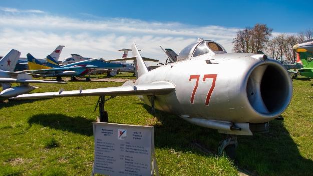Музей авиации в Киеве (фото 1)