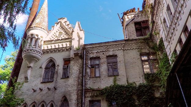 Замок барона Штейнгеля (фото 1)