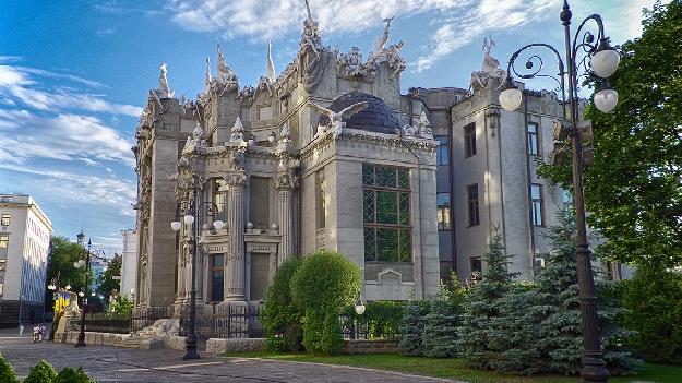 Дом с химерами (фото 9)