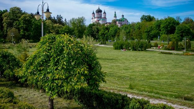 Феофания парк в Киеве фото 1
