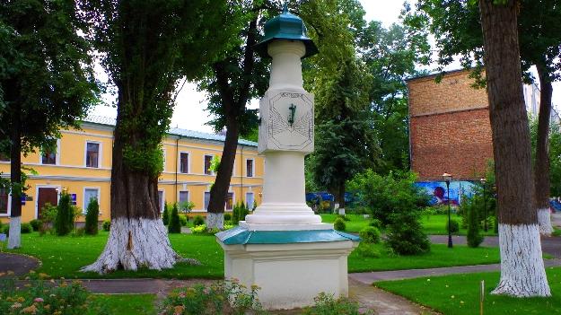 Солнечные часы Киево-Могилянской академии