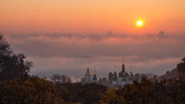 Смотровые площадки Киева