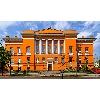 Корпус гуманитарных кафедр университета (ул. Владимирская, 58, — в настоящее время университетская библиотека им. М.Максимовича);