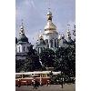 Трамвай на Софийской площади