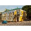 Андреевский спуск, 13. Дом М. Булгакова, 1888-89 г.