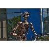 Железный человек скульптура возле Ультрамарина