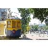 Трамвай-памятник Подольского депо