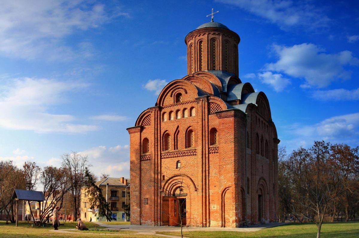 Чернигов – чудесный город thumbnail