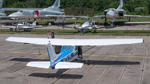 Музей Авиации Жуляны