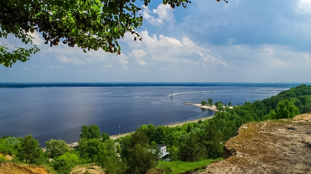 Экскурсия в Вышгород