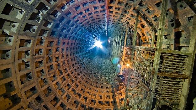 Подземная экскурсия