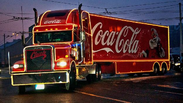 Экскурсия на завод Coca-Cola