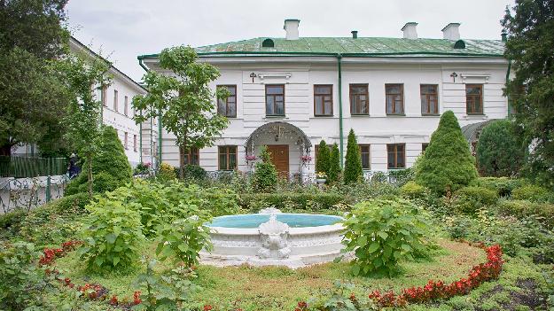 Флоровский женский монастырь