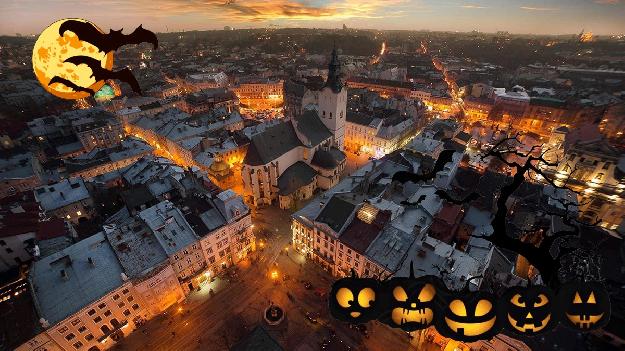 Автобусний тур до Львова на Хелловін (2 дні)