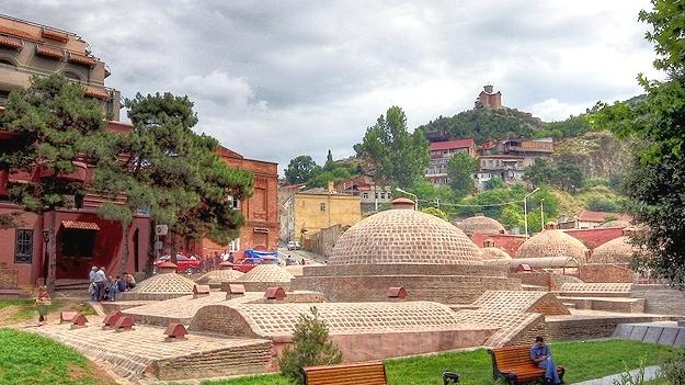 Фестиваль атмосфера Грузии