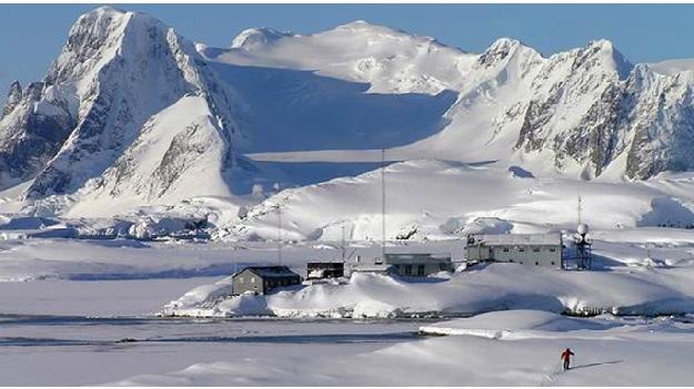 Антарктическая станция Академик Вернадский
