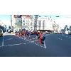 На площади Льва Толстого установили делиниаторы