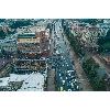 Киев попал в топ-15 городов с самыми большими пробками на дорогах