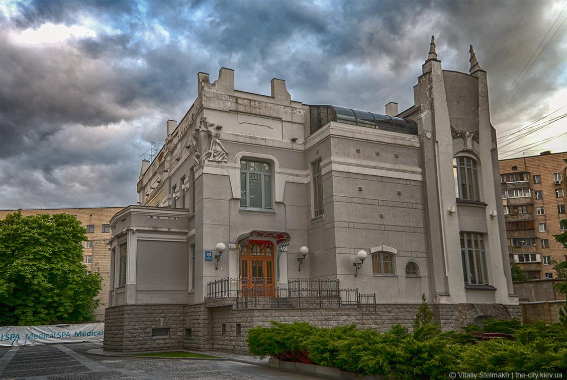 Фото особняк Александра Козеровского