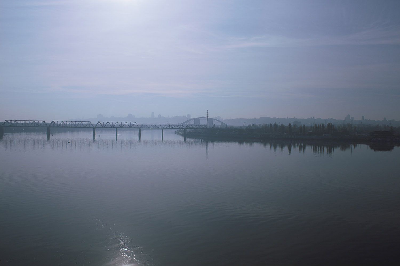 Вид с Московского моста