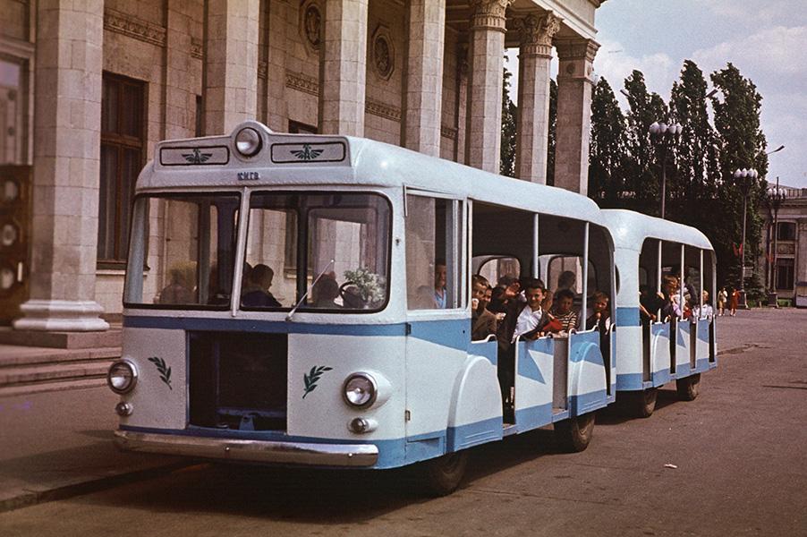 Экскурсионный автобус «Киев»