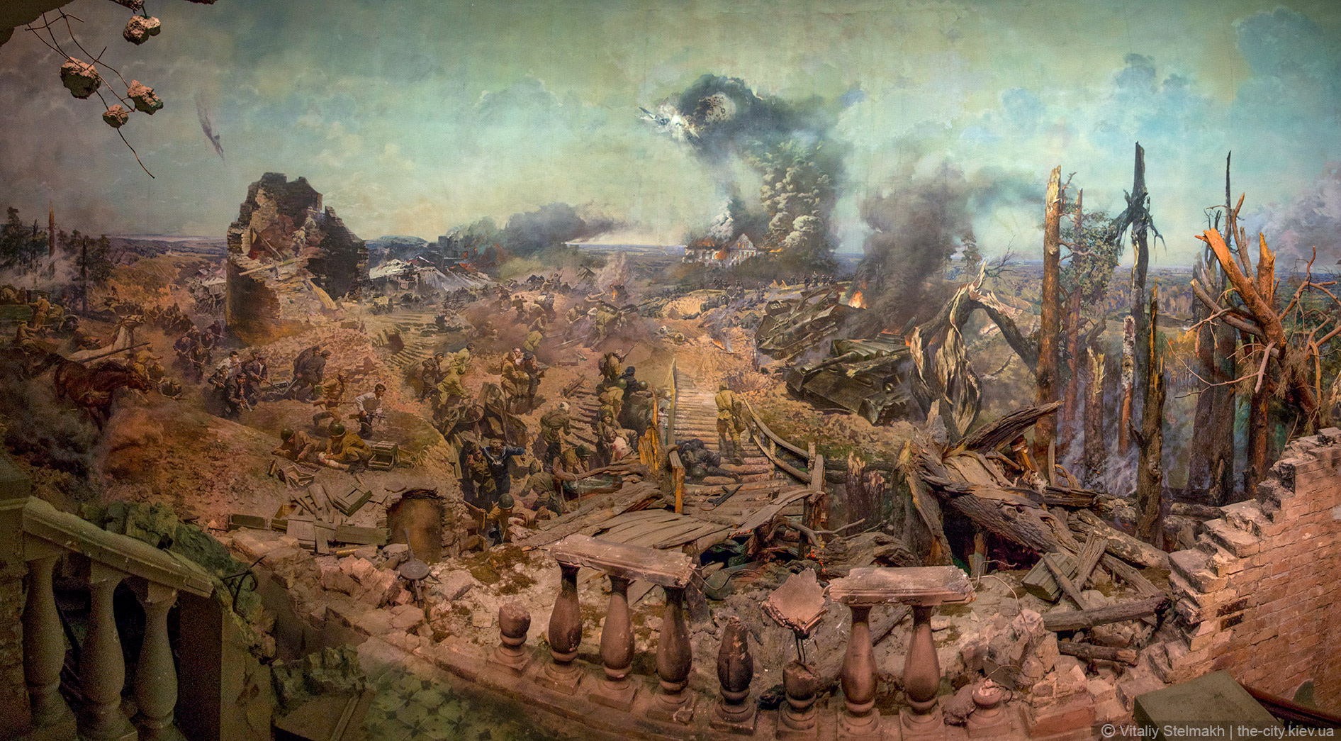 Панорама Вторая мировая война